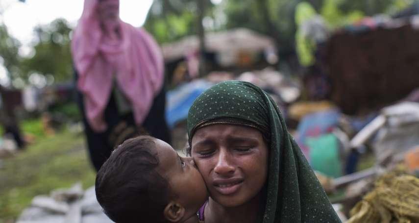 亞洲難民潮》緬甸宗教種族衝突愈演愈烈!6萬羅興亞人湧入孟加拉
