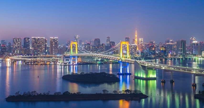 東京自由行搭上臨海線,到台場玩一天!5處景點推薦,從購物到夜景這篇全包