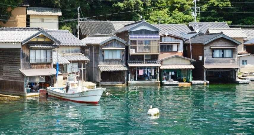 京都周邊最美麗的小漁村景致!一天就能成行,伊根「海上舟屋」3大人氣看點報你知