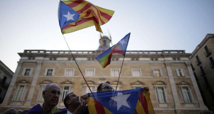 加泰隆尼亞獨立路迢迢》712位地方首長遭刑事調查 西班牙國王喊話「戰勝」分裂國家行為