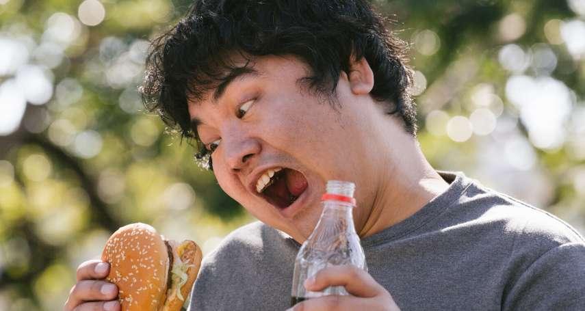 為何想減肥卻總是克制不了食慾?中醫師:不單是意志力問題,可能是這2個器官火太旺