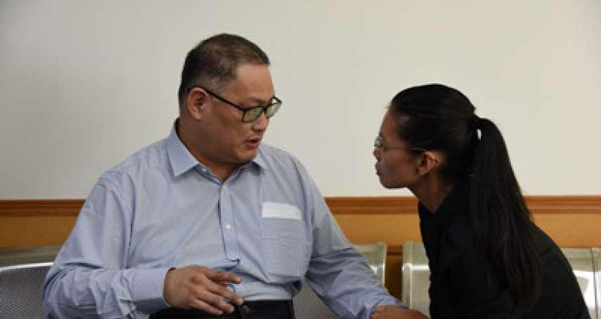 李明哲案樣板劇逐字稿計畫(一):公訴人對被告人彭宇華進行訊問