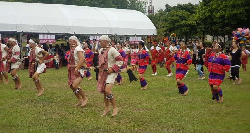 桃園賽德克族播種祭 勉都會區族人延續傳統