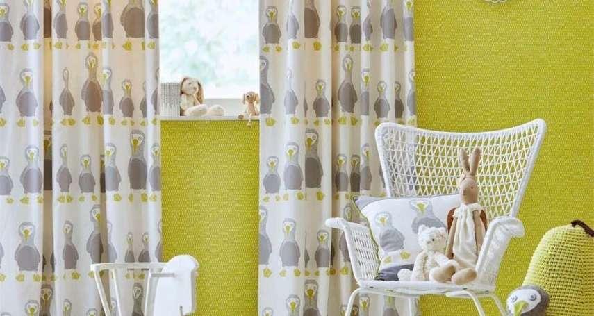 想要遮光佳、不卡塵蹣的窗簾?專家教你選購小秘技,面對百百種選擇不再眼花撩亂!