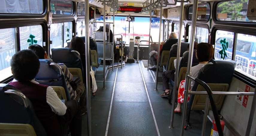 本是家庭主婦的她偶然成了公車司機,一開就是12年…台灣乘客這個特質令她超感動