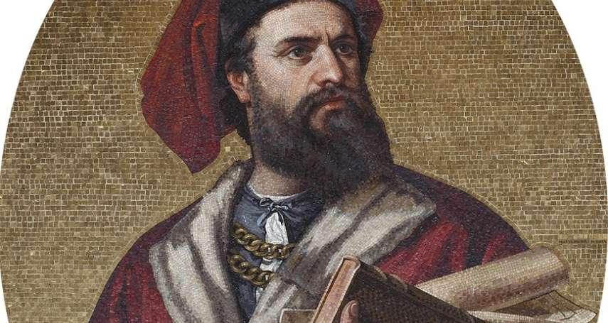 歷史上的今天》9月15日──威尼斯偉大探險家、史上最有影響力的遊記作者馬可波羅誕生