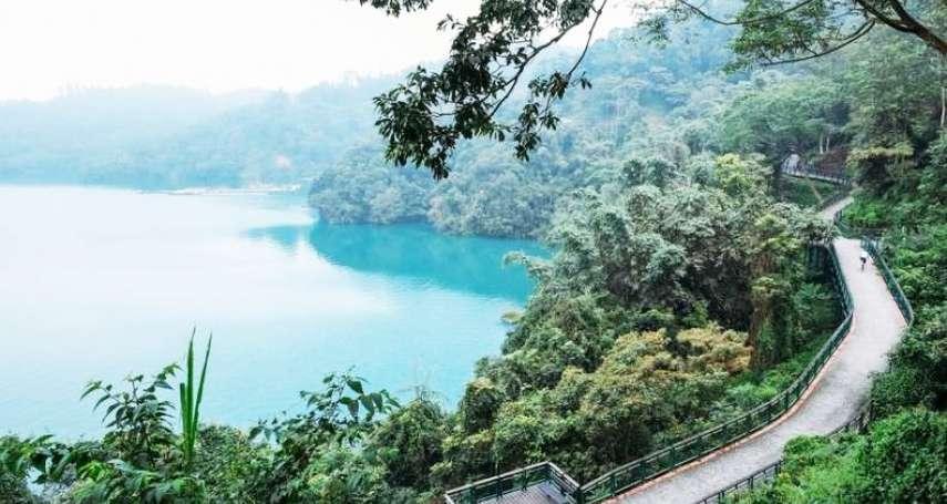 全世界11處最美單車道,台灣擠下多國拿大獎!湖濱綠林超愜意,仙境原來在這裡
