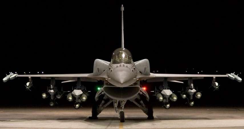 全天候打擊目標!精準空對地炸彈列美軍售清單 F-16V戰力大幅提升