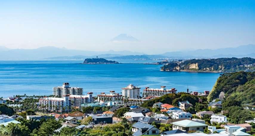 新宿出發只要1小時!龍與仙女相戀的浪漫傳說,江之島上7大景點,美景美食都有!