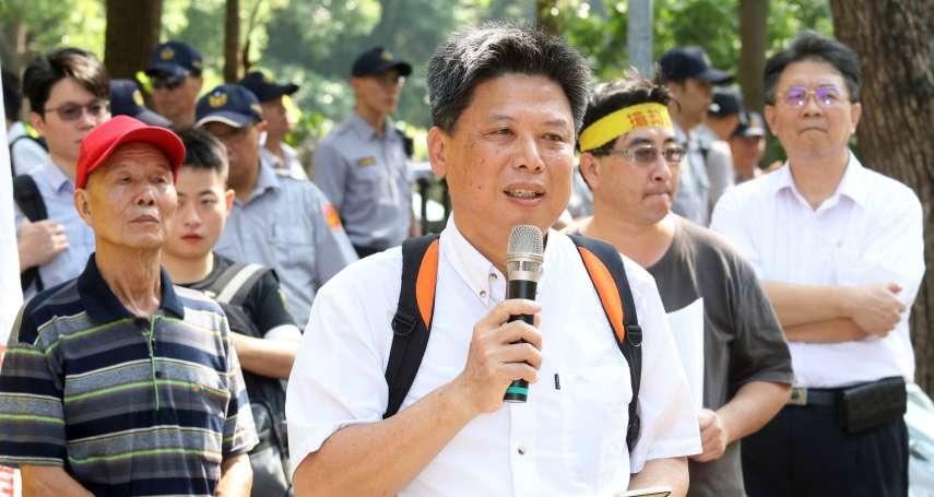 內政部今審查南鐵東移案,陳致曉:葉俊榮拿我們的人頭去向賴清德表功