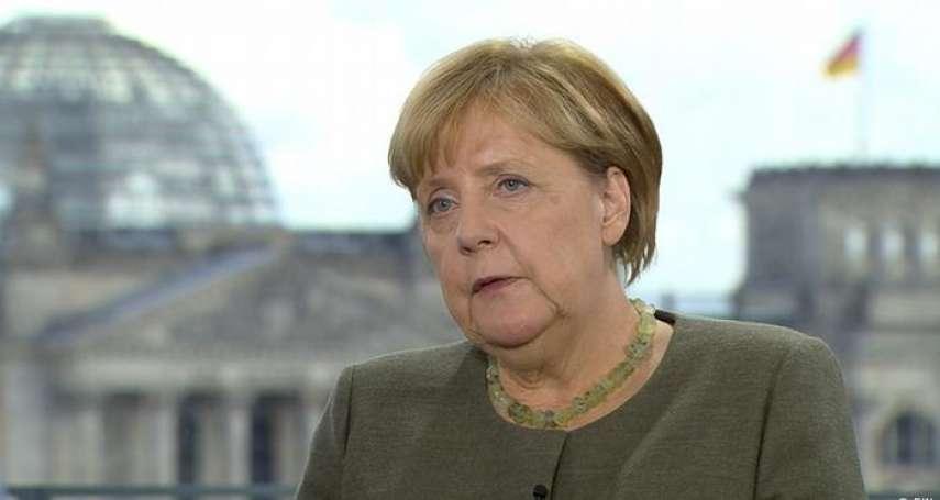德國總理梅克爾與川普唱反調:一定要和平解決北韓問題!
