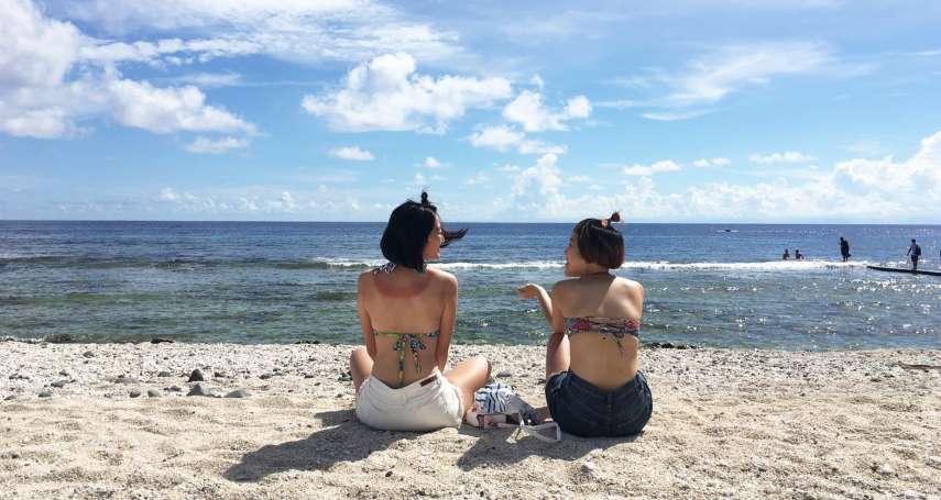 為何去打工換宿過的,回來都狂推?女大生赴綠島30天,真實收穫讓人驚呼「超夢幻」