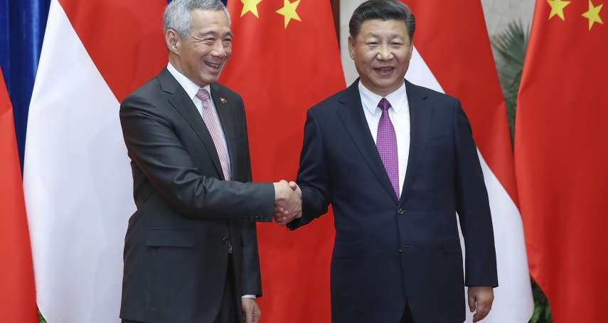 多維觀點》李顯龍訪中 「反台獨」─中共開啟國際反獨新防線