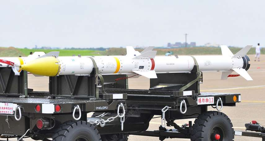 反輻射飛彈軍購翻盤!為買AGM-88E新型彈鋪路 空軍決先買舊型庫存彈