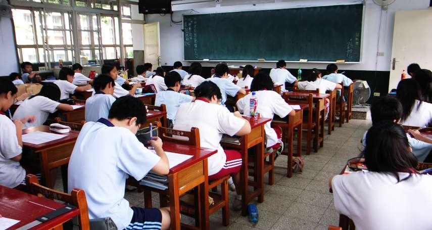 私立高中職學費調漲3% 教育部經費支應