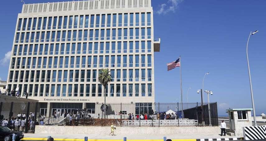 駐古巴外交人員遭神秘聲波攻擊 美國首度解釋:「定向射頻」可能是元凶