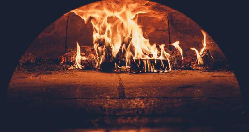 倫敦計畫嚴禁燒柴 披薩業者叫苦連天:用電烤爐不道地啊