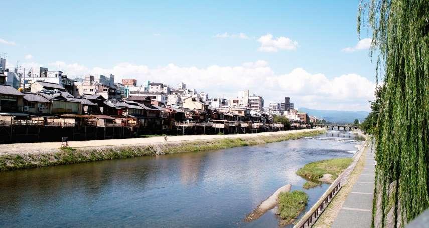 為何內行人玩京都,一定會去鴨川?美景整天都逛不盡,周邊漫步攻略全公開