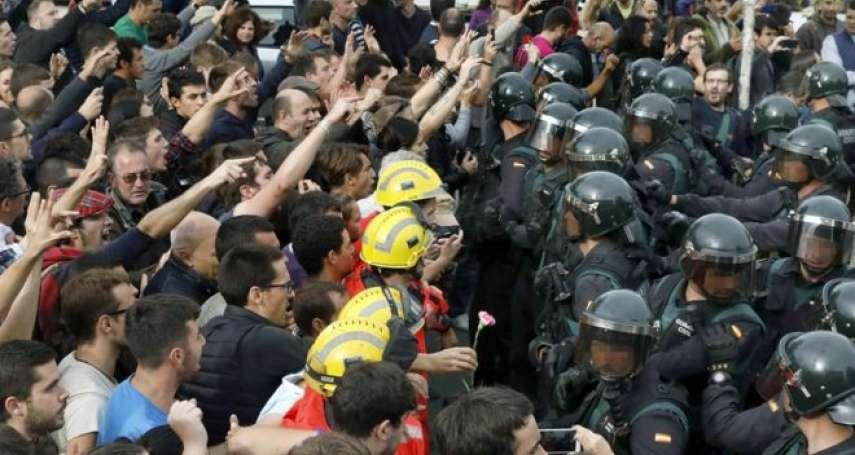 觀點投書:如果台灣地區要從中華民國獨立出來,賴揆會派警察鎮壓嗎?