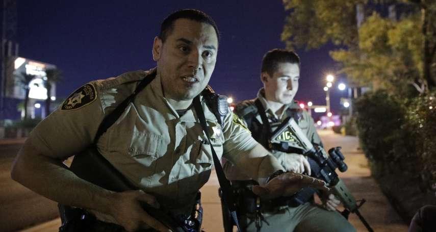 賭城大屠殺!拉斯維加斯音樂節驚傳槍響 至少50死逾200人傷