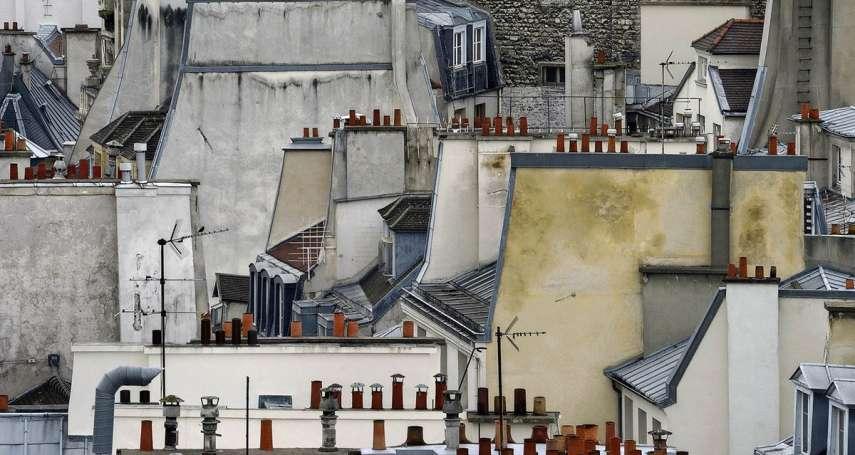到巴黎只能拍鐵塔?攝影師將鏡頭轉向「這裡」,意外拍出花都迷人的另類浪漫…