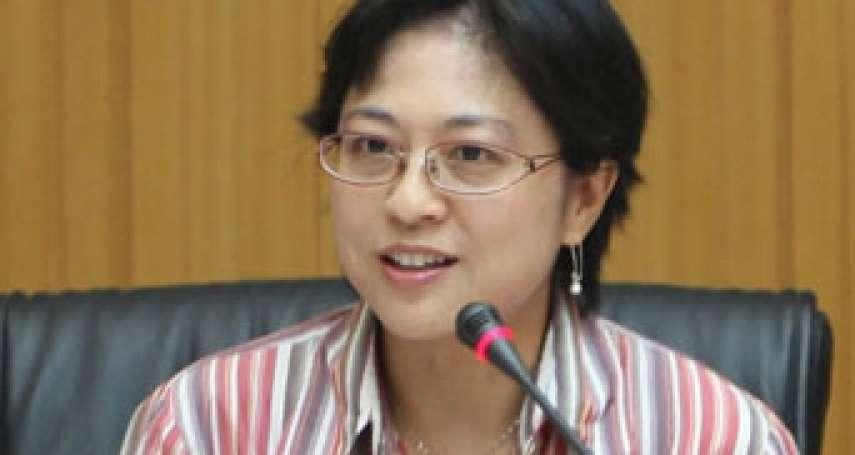 最神秘的台灣代表盧麗安 在十九大究竟代表誰?