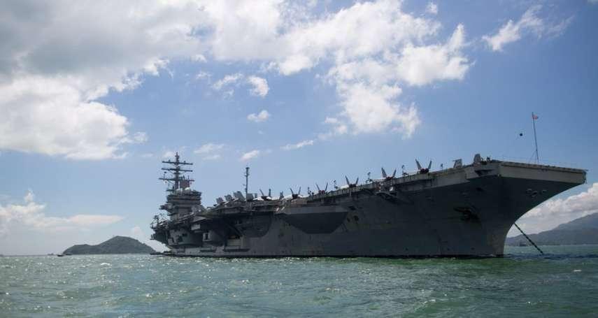 中美關係風雲:美軍第七艦隊與亞太國家的糾葛恩仇