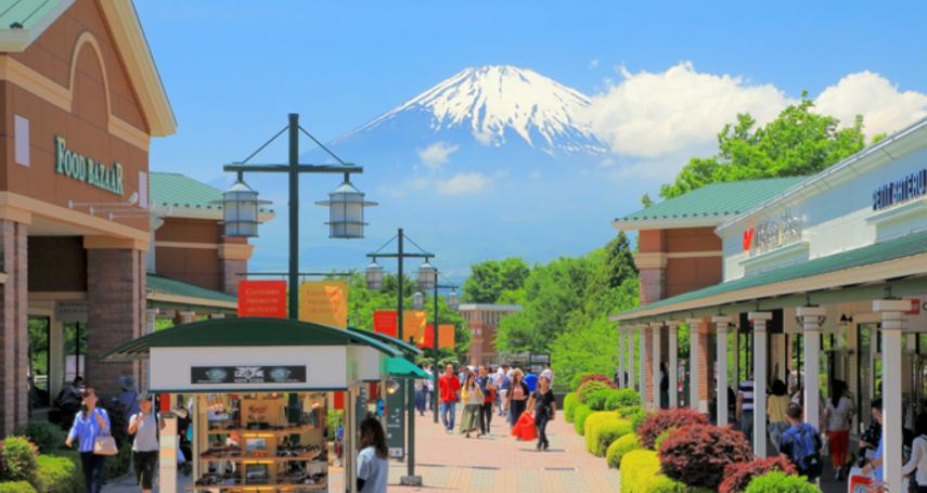 富士山下最大購物天堂!御殿場outlet品牌、限定品、美食攻略,好逛好吃的重點都在這!