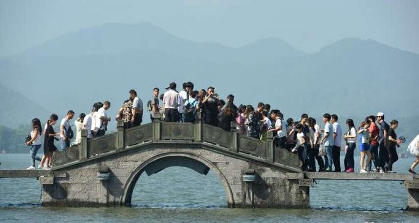 境內7億人出遊、還有600萬人出國 中國「十一黃金周」:從買買買到推崇個性體驗