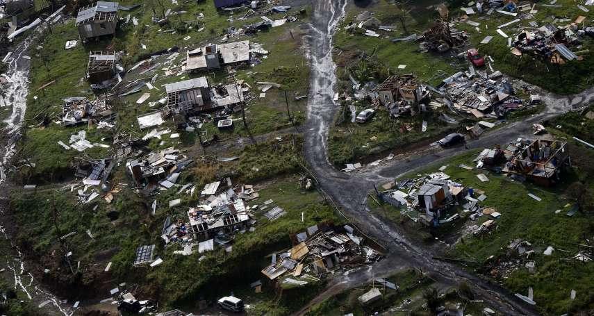瑪莉亞風災周年》斷水斷電、醫療崩潰重創波多黎各 死亡人數上修50倍,近3000人喪生