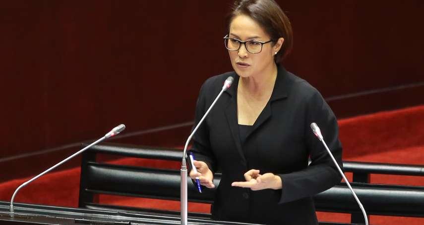 大法官決議不受理前瞻預算釋憲案 原因是高金素梅未參與表決
