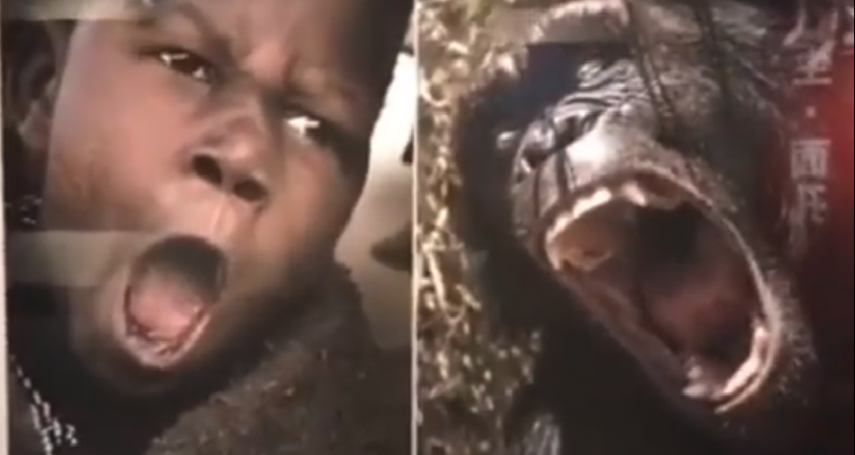將非洲人與動物並列展示?中國攝影展引戰火,非裔居民痛批:種族歧視!非常冒犯!