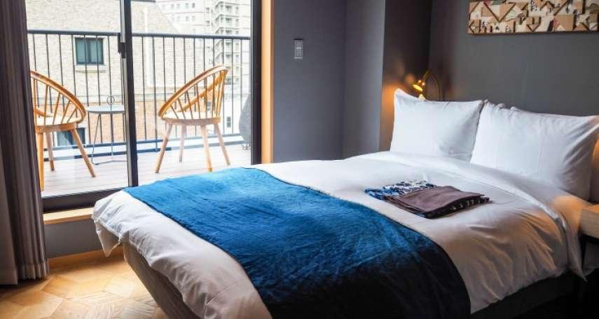 東京近期最受關注的新旅店!地點便利、房間超漂亮,WIRED HOTEL本身就是景點啊…