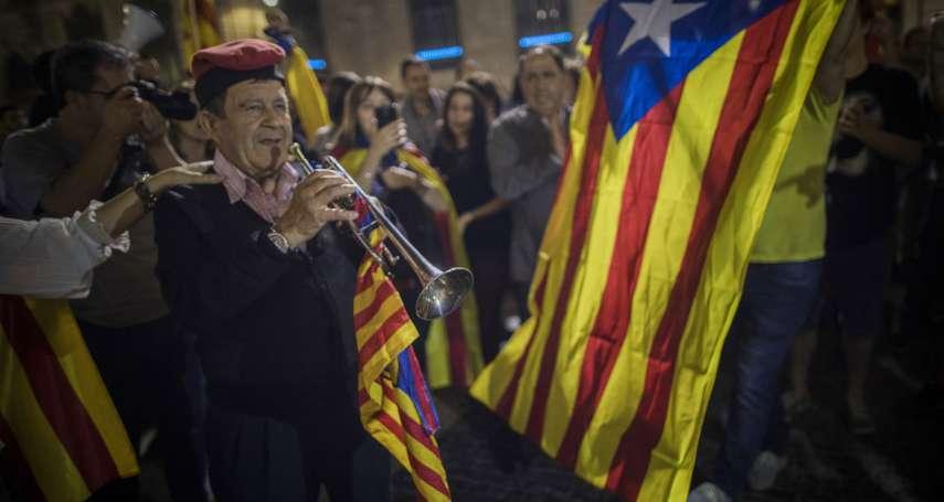 選議會、派警察、監控媒體:收回加泰自治權,西班牙的計畫是...