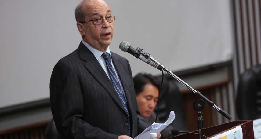 美國前亞太助卿羅素:美國遵循自己的一中原則,絕不會犧牲台灣