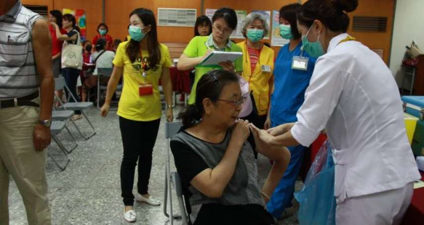 投縣流感疫苗接種 衛生局提供到廠接種服務