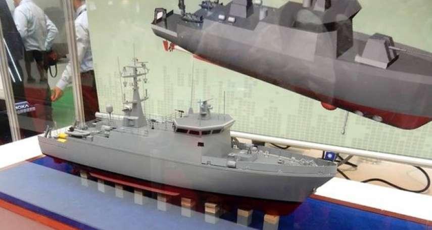 台灣「國艦國造」計畫恐胎死腹中 海軍外標造艦為何屢傳弊端?