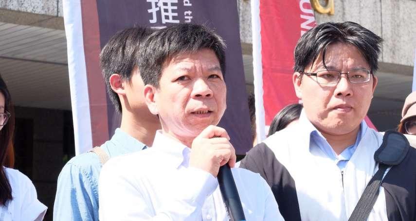 檢方不再上訴 15年冤獄歲月,鄭性澤無罪定讞