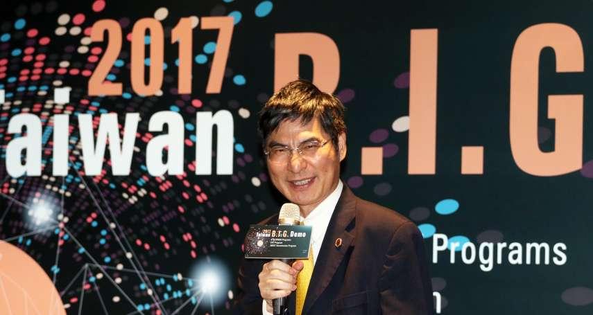 為何全球科技產業只有台灣停滯?陳良基年終記者會提解方