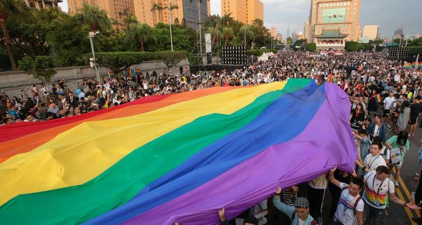 總統給問嗎》婚姻平權無進度 蔡英文:釋憲有拘束力,一定會提案給國會