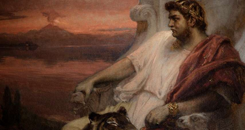 用肉體孝敬母親,閹掉男孩娶為妻!羅馬史上最狂皇帝,還有這些事蹟讓人傻眼