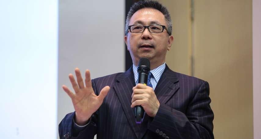 陸客詢問「給大陸司改建議」 傅祖聲:沒有值得信賴的司法,就沒有辦法維持民主制度