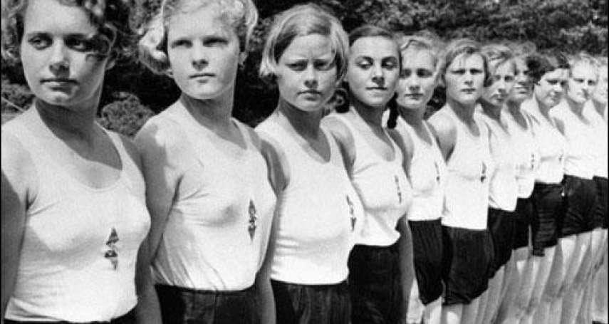 挑純種女人性交,只為製造優秀人種?納粹這病態政策,令無數少女淪拋棄式配種機…