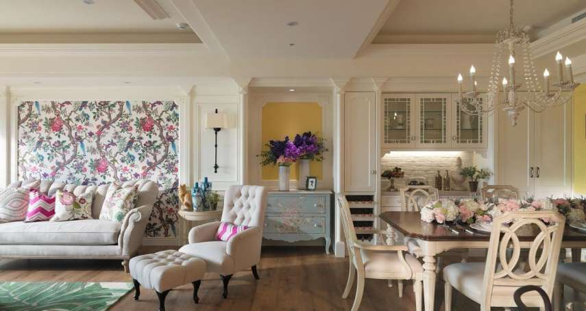 不知道房間該怎麼布置嗎?盤點5種熱門風格居家設計,這樣搭配肯定不出錯!