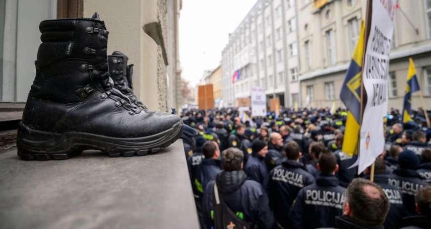 平平是歐洲,東西差很大!歐洲警察聯盟:東歐警察裝備待遇都差,恐成邊防隱患