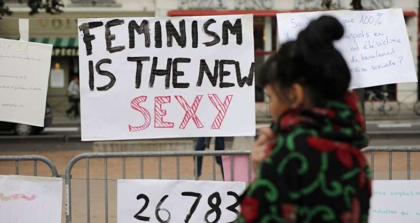 「5成女性曾面臨性暴力!」 法國女性呼籲馬克宏:總統先生,你願意跟我們站在一起嗎?