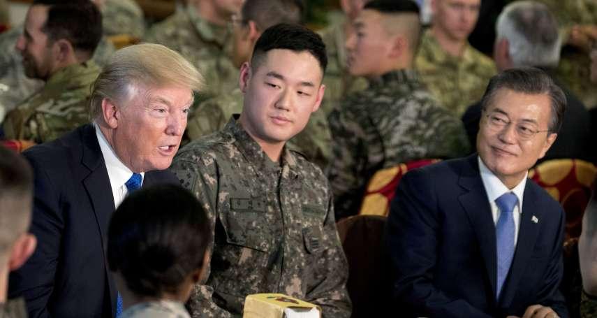 美軍要讓南韓僱員休無薪假!駐韓防衛費用談不攏,美軍抱怨「沒錢發韓籍僱員薪水」