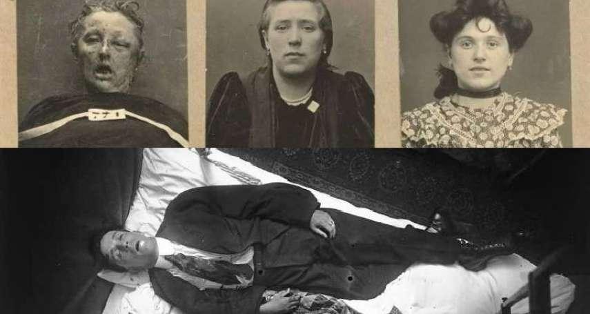 100年前這位害羞警察拍下遺體,被罵侮辱死者!這些照片卻讓他成為享譽百年的破案大師