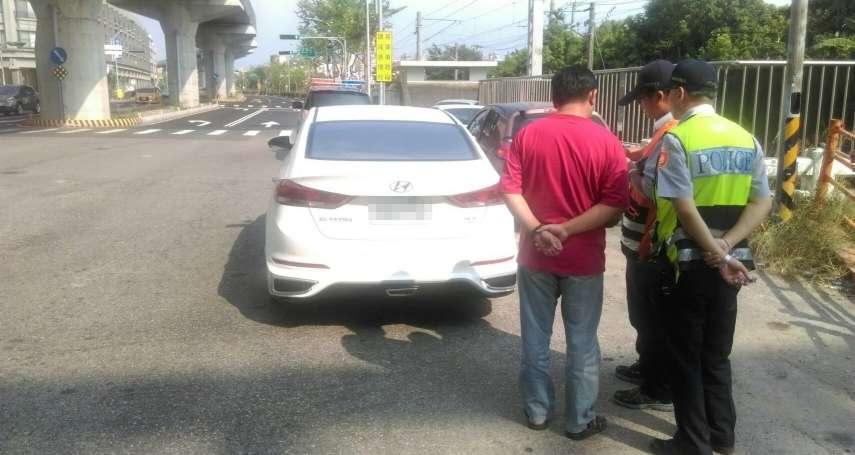 取締非法白牌車 中市即日起強力執法