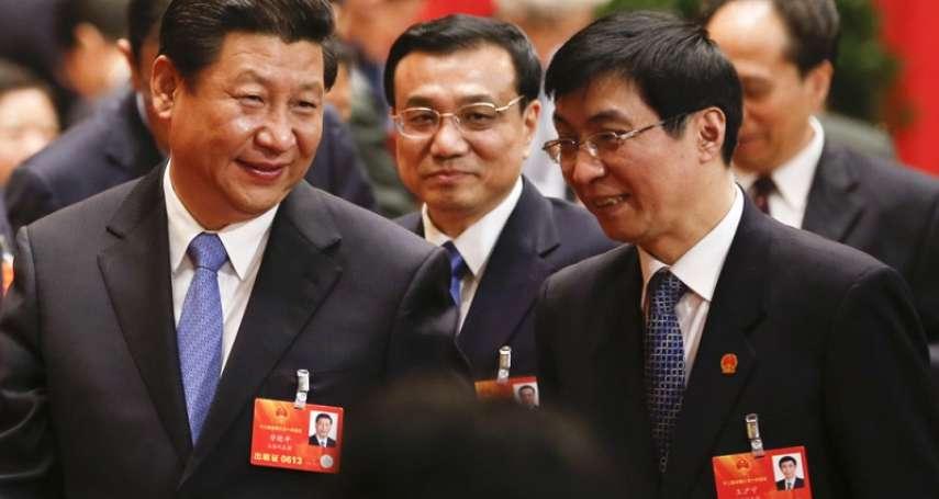 北京的「帝師派」與「務實派」內鬥:王滬寧與李克強的路線之爭,如何牽動中美貿易戰走向